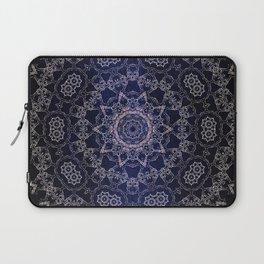 Mandala Nirvana Spiritual Zen Bohemian Hippie Yoga Mantra Meditation Laptop Sleeve