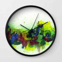 Going Downtown: Rochester Wall Clock