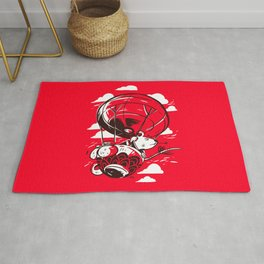 Year Of The Rat Rug