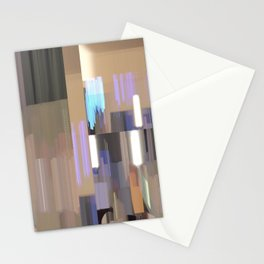 light lines 2 Stationery Cards