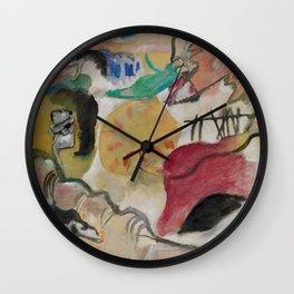 Improvisation 27 Wall Clock