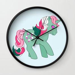 g1 my little pony Fizzy Wall Clock