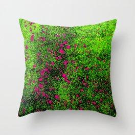 InkCore 1207 Throw Pillow