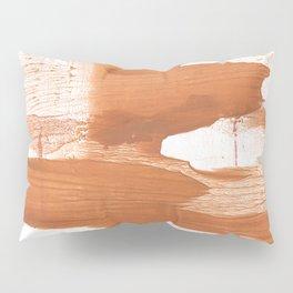 Peru hand-drawn wash drawing texture Pillow Sham