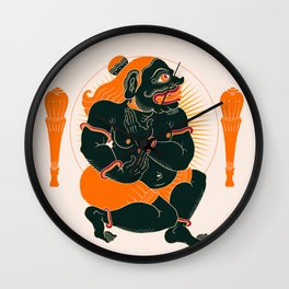 Drawapala Wall Clock