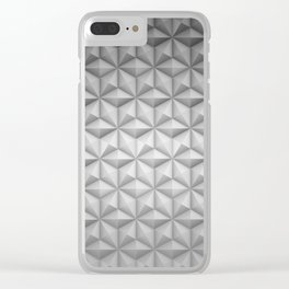 EPCOT Icon Clear iPhone Case