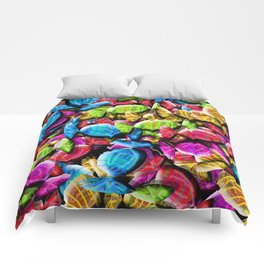 Candy Galore Comforters