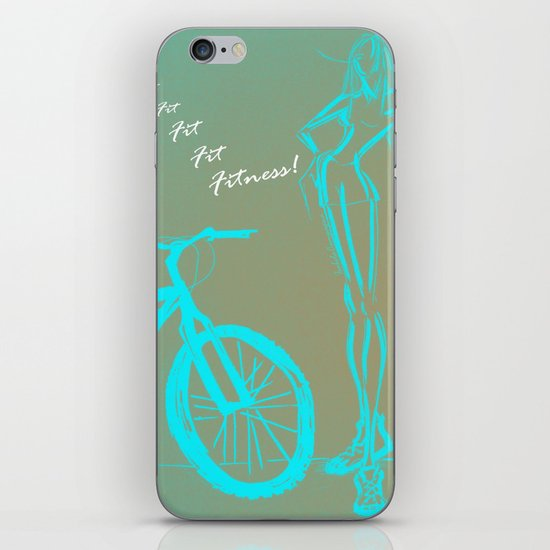 FIT ♥ iPhone & iPod Skin