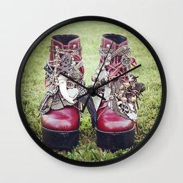 Jeffrey Campbell Tardys Wall Clock
