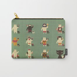 Fashion Emergency Carry-All Pouch