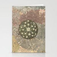 maps Stationery Cards featuring maps by INEPTUNE