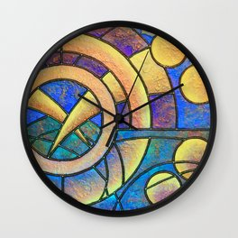 Sacred Space Wall Clock