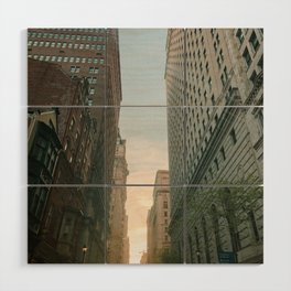 Philly Street View Wood Wall Art