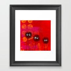 Bed Woolies Framed Art Print