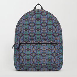 Overshot Pattern Backpack