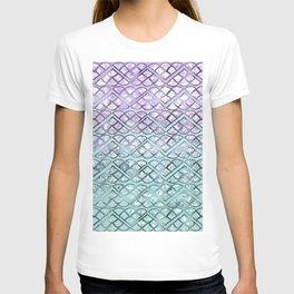 MERMAID Glitter Scales Dream #2 #shiny #decor #art #society6 T-shirt