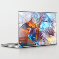 eagle Laptop & iPad Skins featuring Eagle  by haroulita