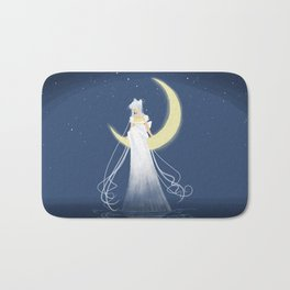 Moon Princess Bath Mat