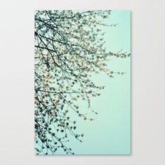 Spring Tapestry Canvas Print