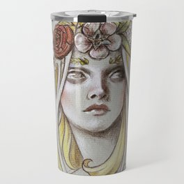 Yavanna the Queen of Earth Travel Mug