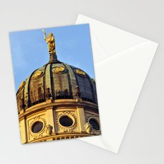 French Cathedrale - Gendarmenmarkt - Berlin Stationery Cards