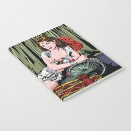 Hedy Lamarr Notebook