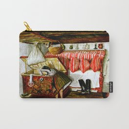 Searching After Memories Carry-All Pouch
