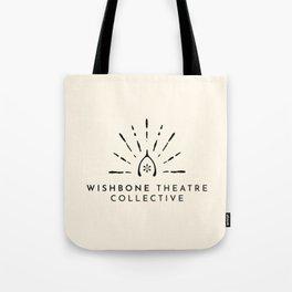 Wishbone Tote Cream/Carbon Tote Bag