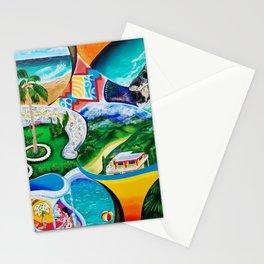 Themes of San Juan, Puerto Rico Stationery Cards