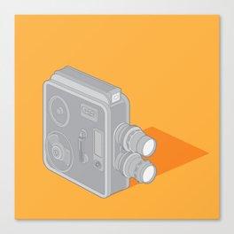 Meopta Camera Canvas Print