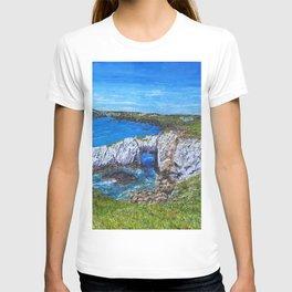 Gromllech Rock Arch T-shirt