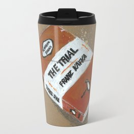 Diddie Doodle the Franz Kafka The Trail a Penguin Classic Travel Mug