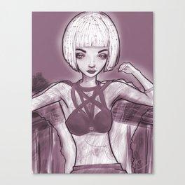 Riae Canvas Print