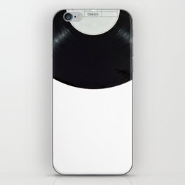 Music Vinil iPhone Skin