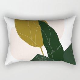 Exotic Day Rectangular Pillow