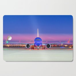 Face to face with a Boeing 737 Max 8 Cutting Board