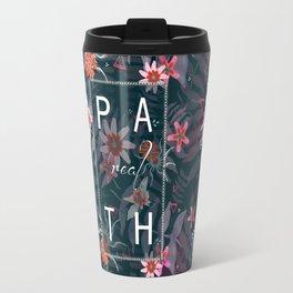 REAL P A T H Travel Mug