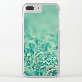#110 Clear iPhone Case