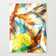 21 Canvas Print