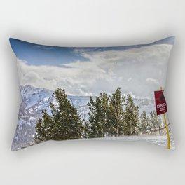 Windy Experts Only Rectangular Pillow