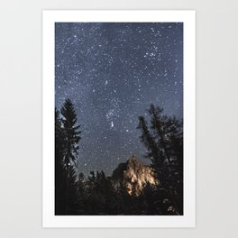Orion   Nature and Landscape Photography Art Print