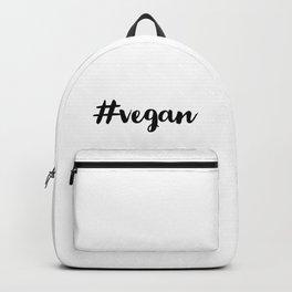 #VEGAN Backpack