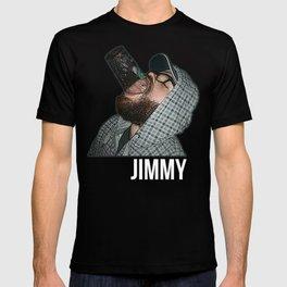 Jimmy Pint Poster Edges T-shirt