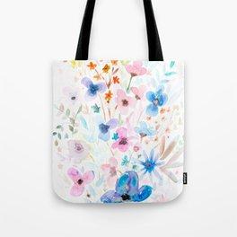 Wildflower Jewels Tote Bag