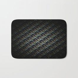 The Near Side Of A Space Entity Bath Mat