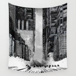 Homage to Akira Wall Tapestry
