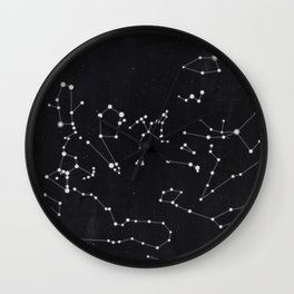 Constellation Wall Clock