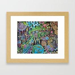 """""""Universal Tears"""" Framed Art Print"""