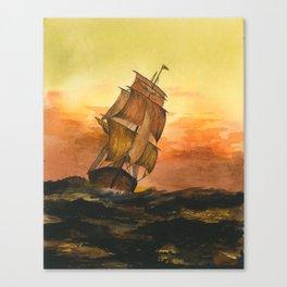 William #9 Canvas Print