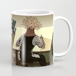 The aspirant to draftsman Coffee Mug